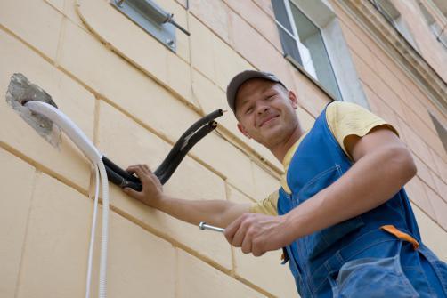 Technicien de raccordement electrique
