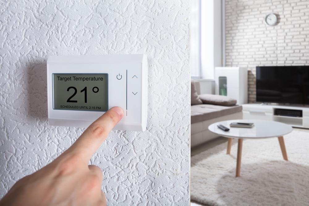 Temperature cible pour le chauffage maison