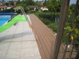 terrasse bois finalisée