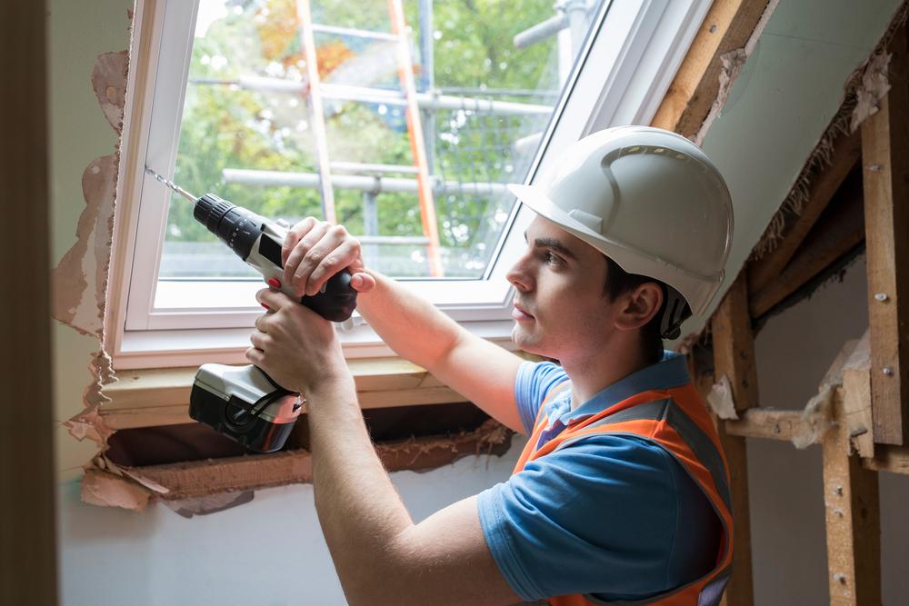 Un professionnel pour rénover ses fenêtres