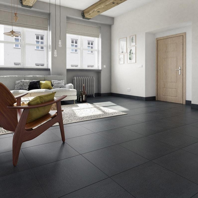 Carrelage Noir Pour Un Design Sans Pareil Nos Idees Deco Monequerre Fr