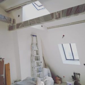 renovation sous combles paris