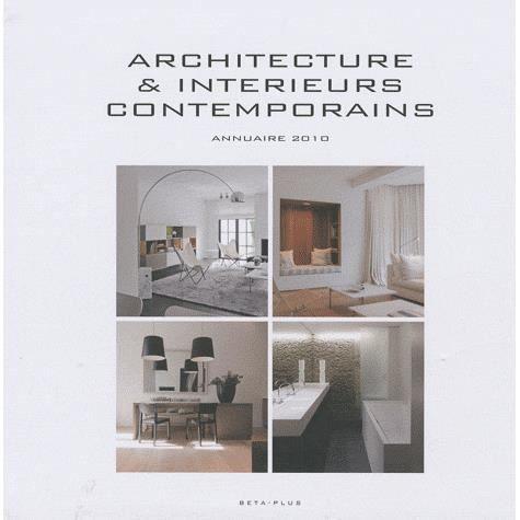 Architecture et intérieurs contemporains
