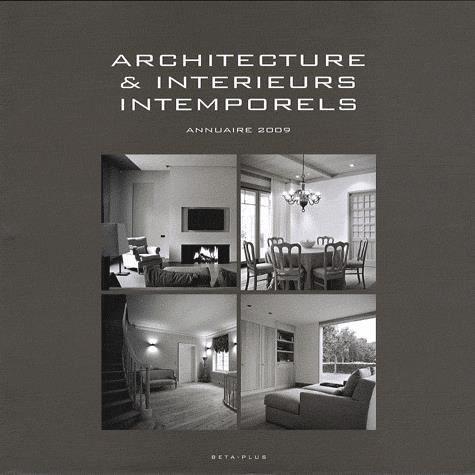 Architecture & intérieurs intemporels