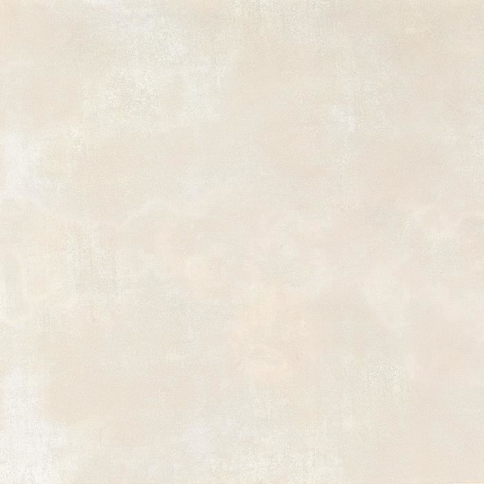 BOHEME Carrelage sol en grès cérame - 1,46 m² - 60,5 x 60,5 cm - Beige crème