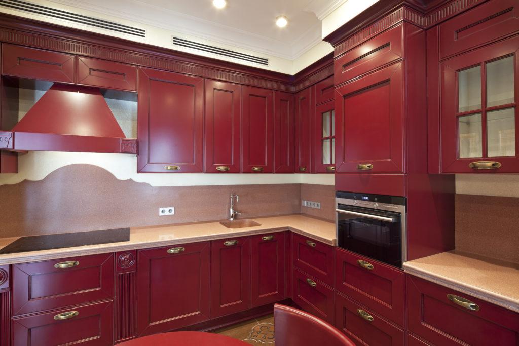 cuisine-rouge-ancienne