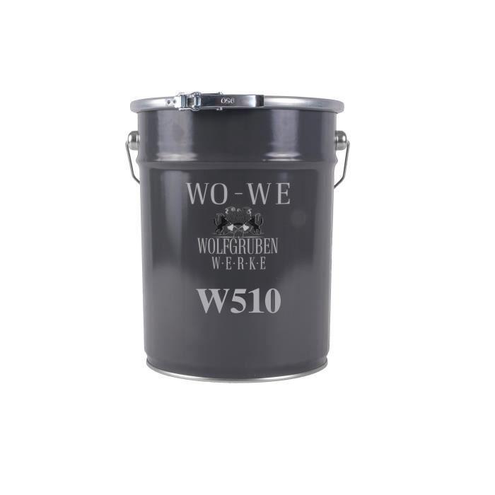 20L - Peinture Toiture Revêtement Toit Tuile WO-WE W510 - Tomates-Rouge similaire RAL 3013
