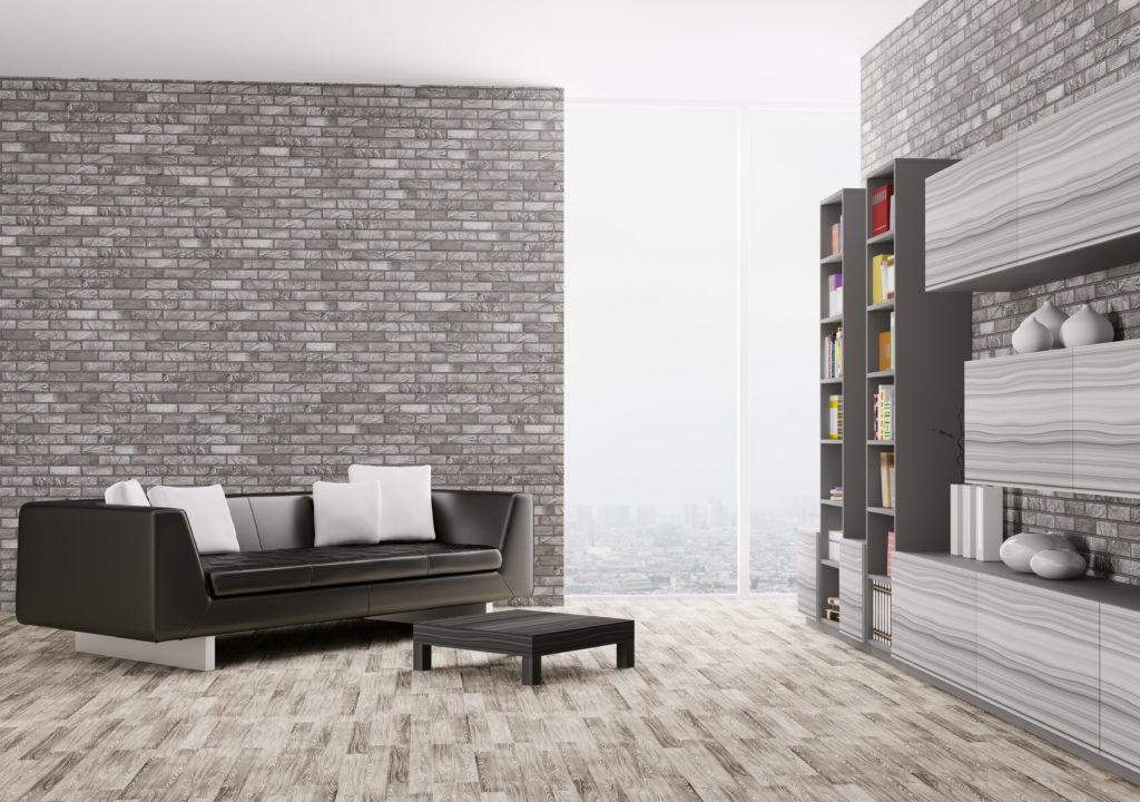 salon-mur-briques-grises