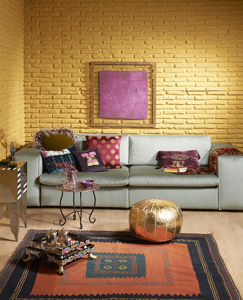 salon-oriental-briques-jaunes
