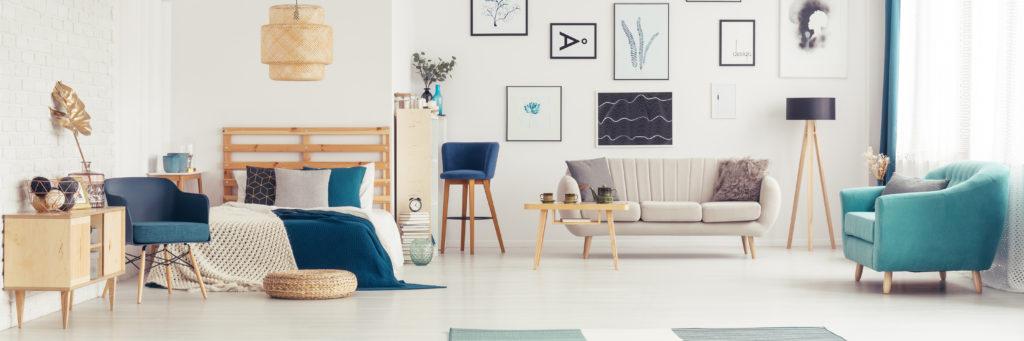 studio-moderne-bleu
