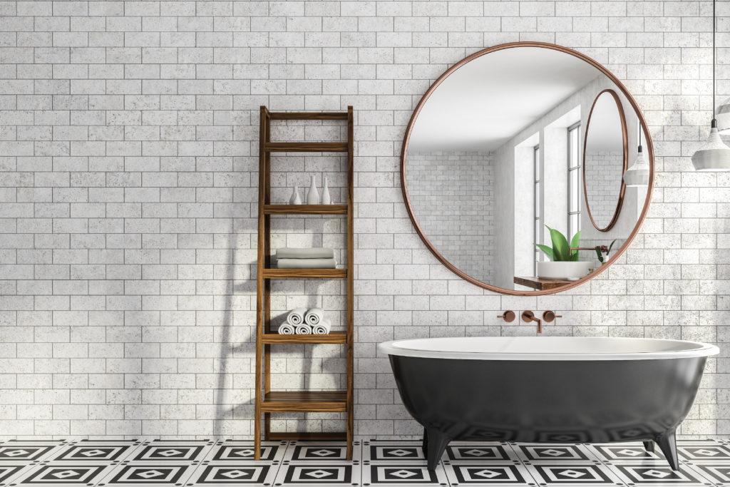 Salle-de-bains-contemporaine-noire-blanche-minimaliste