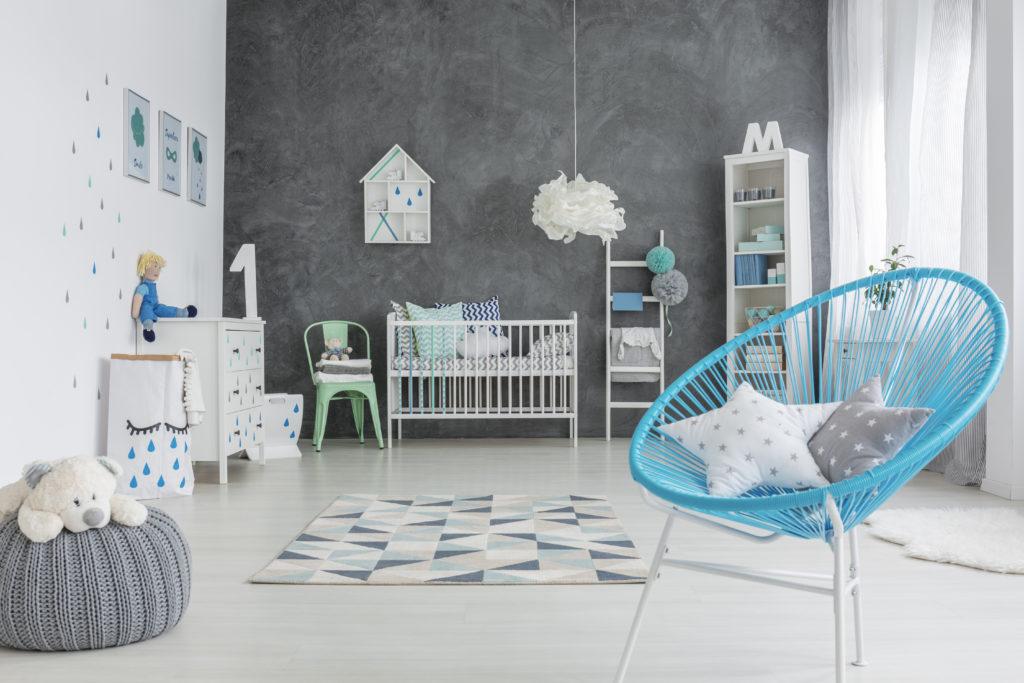 chambre-bébé-plusieurs-gris