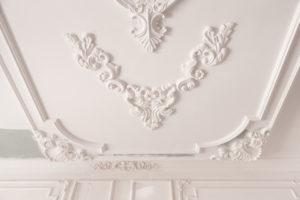 plafond-moulures