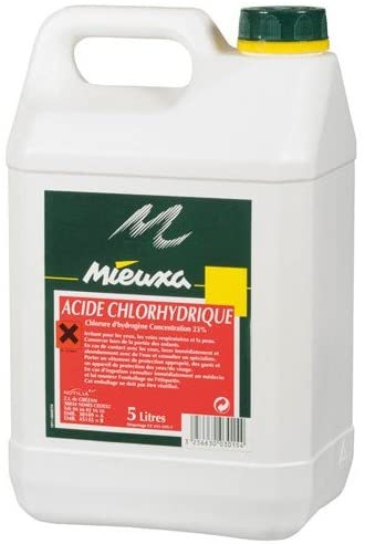déboucher-canalisation-acide-chlorhydrique