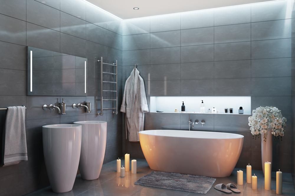 niche-salle-de-bains-avec-lumiere