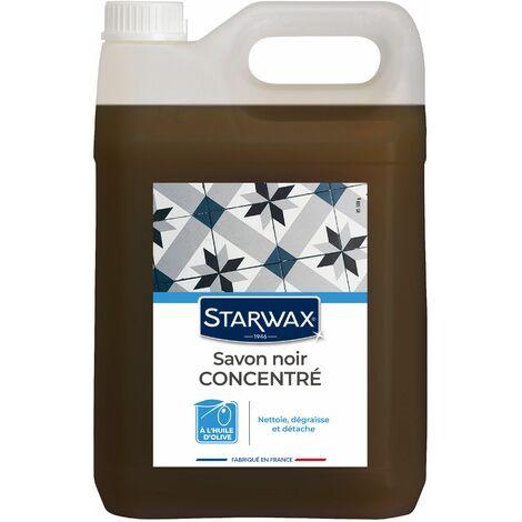 Savon noir à l'huile d'olive bidon 5 Litres - Starwax