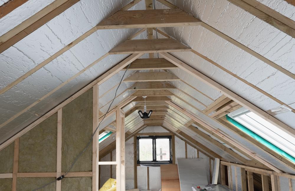 Isolation toit intérieur