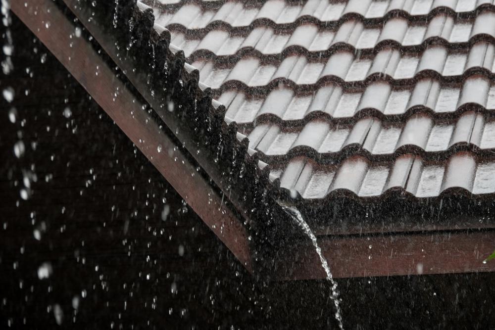 Pluie ardoise