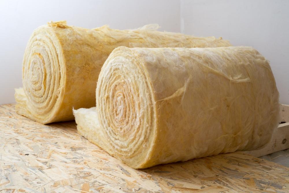 Rouleaux isolants en laine